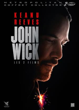 John Wick 1 & 2 (Collector's Edition, 2 DVDs)