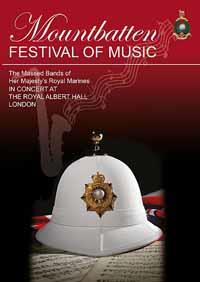 Massed Band Of Her Majesty's Royal Marines - Mountbatten Festival Of Music 2012