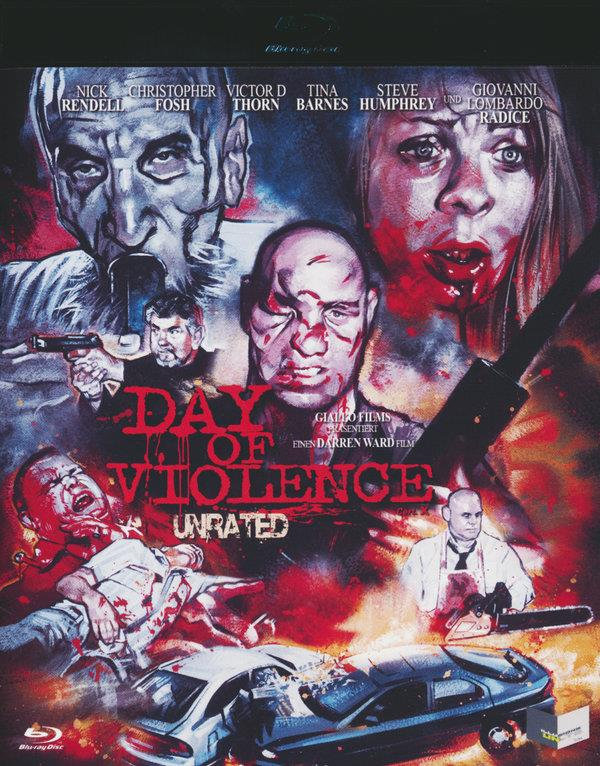 Day of Violence (2010) (Uncut, Unrated)