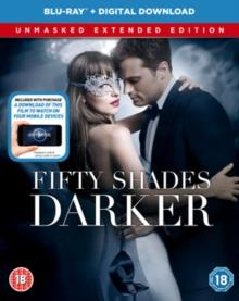 Fifty Shades Darker (2017) (Unmasked Edition, Extended Edition, Blu-ray + DVD)