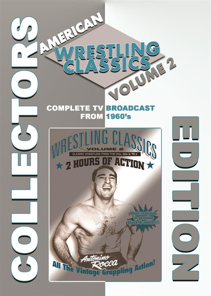 American Wrestling Classics - Volume 2 (Collector's Edition)
