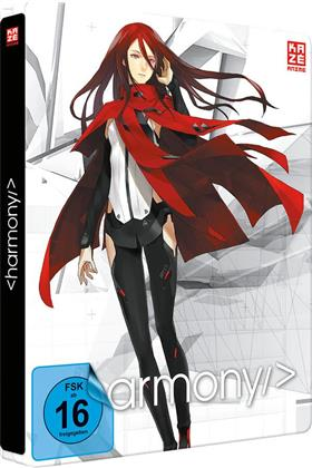 Harmony - Project Itoh Trilogie - Teil 2 (2015) (Collector's Edition, Steelbook, Blu-ray + DVD)