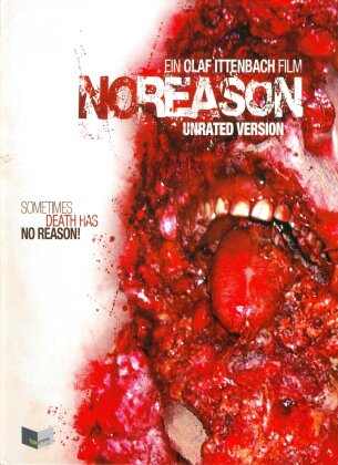 No Reason (2010) (Limited Edition, Mediabook, Uncut, Unrated, Blu-ray + DVD)