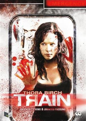 Train (2008) (Kinoversion, Uncut, Unrated, 2 DVDs)
