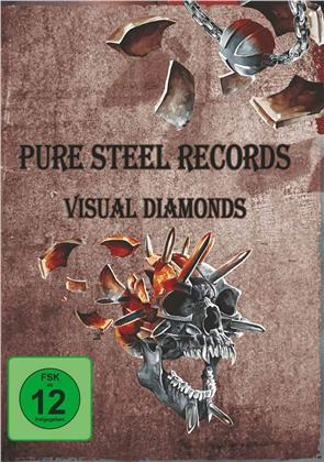Various Artists - Pure Steel Records - Visual Diamonds