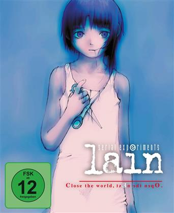 Serial Experiments Lain (Gesamtausgabe, Collector's Edition, 2 Blu-ray)