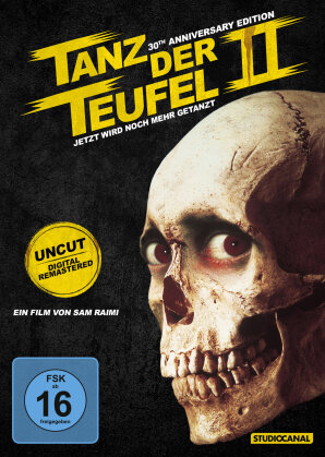 Tanz der Teufel 2 (1987) (Digital Remastered, 30th Anniversary Edition, Uncut)