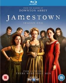 Jamestown - Season 1 (3 Blu-ray)