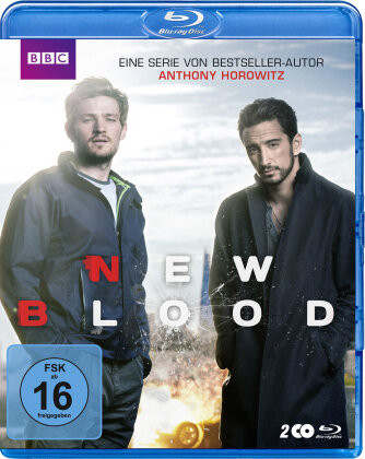 New Blood (BBC, 2 Blu-rays)