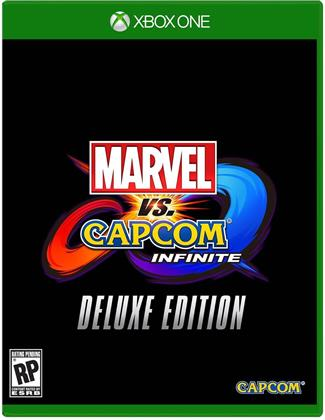 Marvel vs Capcom: Infinite (Deluxe Edition)