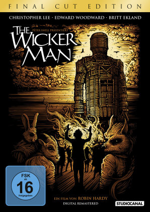 The Wicker Man (1973) (Final Cut Edition, Digital Remastered)