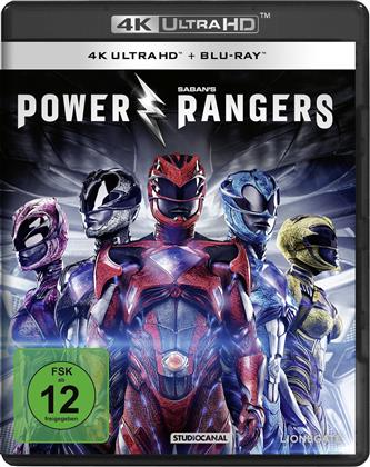 Power Rangers (2017) (4K Ultra HD + Blu-ray)