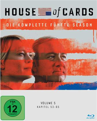 House of Cards - Staffel 5 (Digibook, 4 Blu-rays)