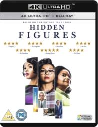 Hidden Figures (2016) (4K Ultra HD + Blu-ray)