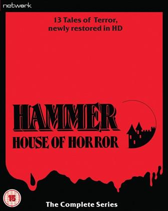 Hammer House Of Horror - The Complete Series (Restaurierte Fassung, 3 Blu-rays)