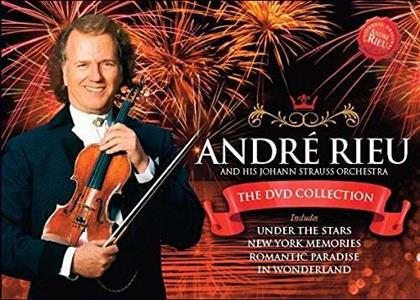 André Rieu - The DVD Collection (4 DVDs)