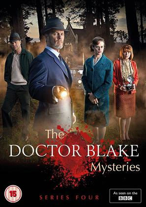 The Doctor Blake Mysteries - Season 4 (BBC, 3 DVD)
