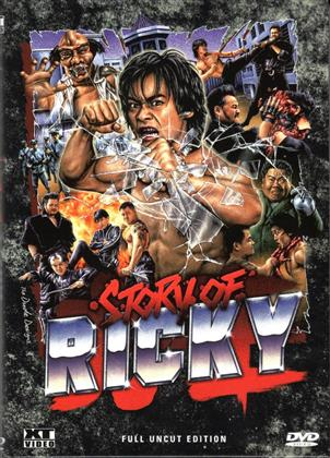Story of Ricky (1991) (Kleine Hartbox, Uncut)