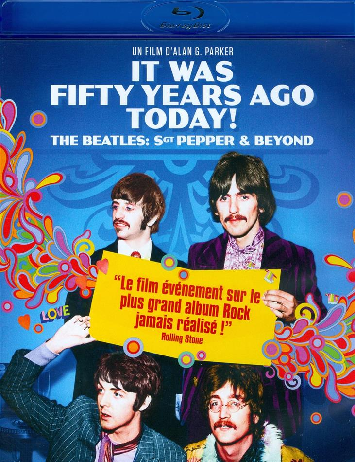 The Beatles - It Was Fifty Years Ago Today ! The Beatles: Sgt Pepper and Beyond (Collector's Edition)