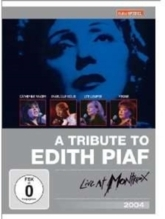 Various Artists - Live at Montreux 2004 - A tribute to Edith Piaf (Kulturspiegel)