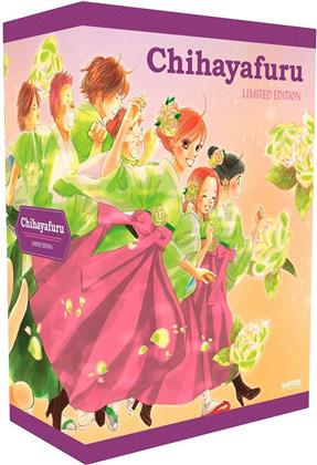 Chihayafuru - Season 1 (Limited Edition, 3 Blu-rays + 5 DVDs)