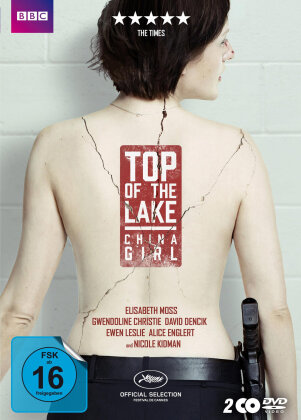 Top of the Lake - Staffel 2 - China Girl (BBC, 2 DVDs)