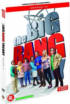 The Big Bang Theory - Saison 10 (3 DVDs)