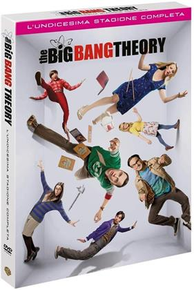 The Big Bang Theory - Stagione 11 (2 DVD)