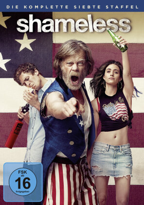 Shameless - Staffel 7 (3 DVDs)