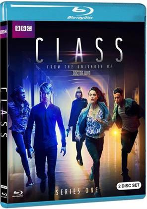 Doctor Who - Class (BBC, 2 Blu-rays)