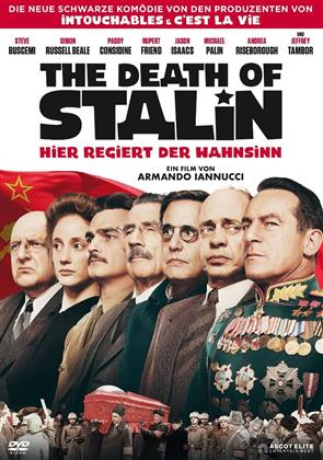 The Death of Stalin - Hier regiert der Wahnsinn (2017)
