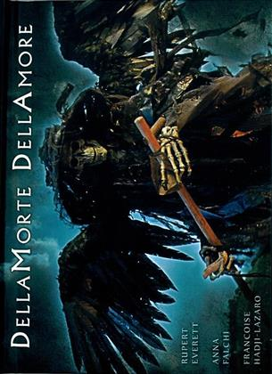 DellaMorte DellAmore (1994) (New Cover, Cover B, Limited Edition, Mediabook, Blu-ray 3D (+2D) + DVD)