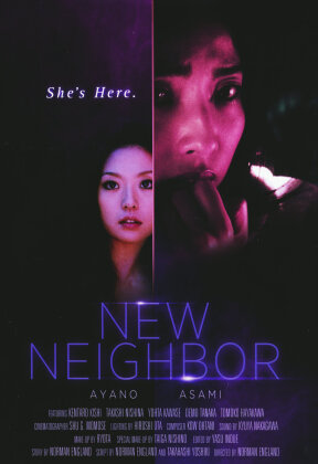 New Neighbor (2013) (Signature Edition, Limited Edition, Mediabook, Uncut)