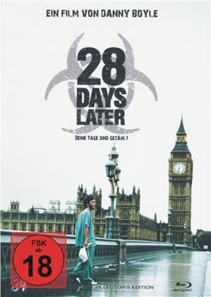 28 Days Later (2002) (Cover B, Collector's Edition, Limited Edition, Mediabook, Uncut, Blu-ray + DVD)