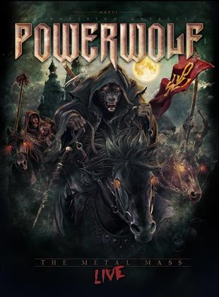 Powerwolf - The Metal Mass (2 DVDs + CD)