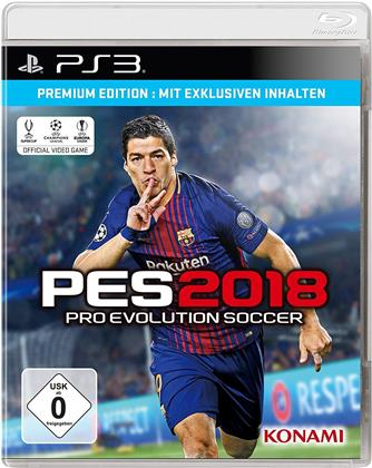 PES 2018: Pro Evolution Soccer 2018 (Premium Edition)
