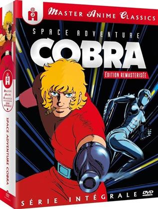 Space Adventure Cobra - L'Intégrale (Master Anime Classics, Remastered, 4 DVDs)