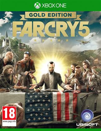 Far Cry 5 (Gold Edition)