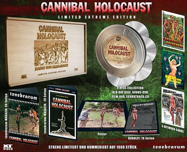 دانلود رایگان فیلم Cannibal Ferox