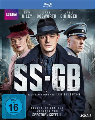 SS-GB - Mini-Serie (BBC, 2 Blu-ray)