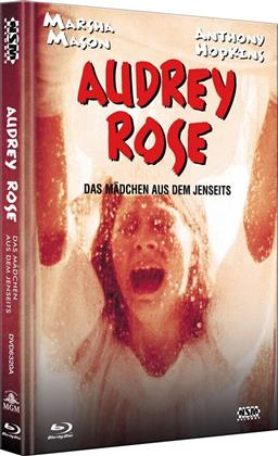 Audrey Rose (1977) (Cover A, Limited Edition, Mediabook, Uncut, Blu-ray + DVD)