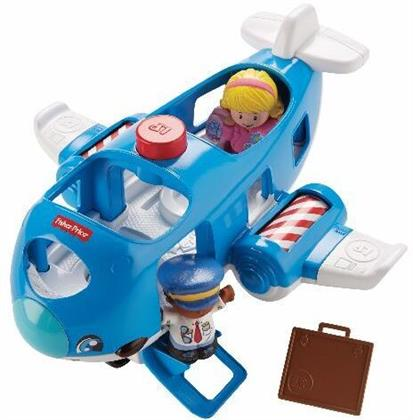 Fisher-Price - Little People Flugzeug