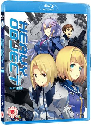 Heavy Object - Season 1 Part 2 (2 Blu-rays)