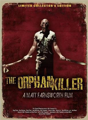 The Orphan Killer (2011) (Cover C, Collector's Edition, Limited Edition, Mediabook, Uncut, Blu-ray + DVD)
