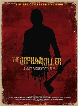 The Orphan Killer (2011) (Cover B, Collector's Edition, Limited Edition, Mediabook, Uncut, Blu-ray + DVD)