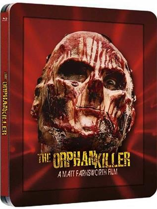 The Orphan Killer (2011) (Limited Edition, Steelbook, Uncut, Blu-ray + CD)