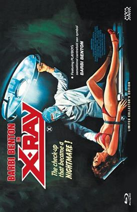 X-Ray (1981) (Grosse Hartbox, Cover C, Collector's Edition, Limited Edition, Uncut)
