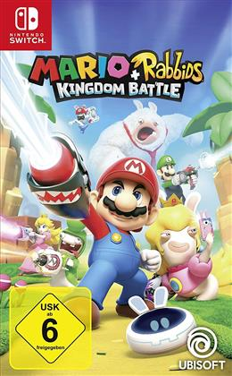 Mario & Rabbids: Kingdom Battle (German Edition)