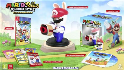 Mario & Rabbids: Kingdom Battle (Collector's Edition)