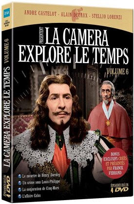 La caméra explore le temps - Volume 6 (s/w, 4 DVDs)